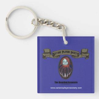 SPS Bearded Assassin Keychain