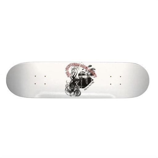 """SPS- """"Gamma Spade"""" Skateboard"""