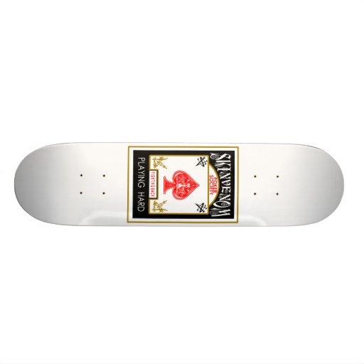 "SPS- ""Mock Box"" Skateboard"