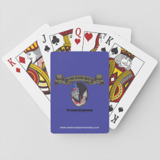 SPS Snake Oil Salesman Playing Cards