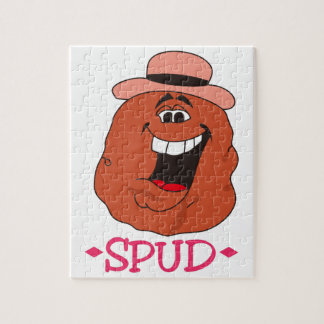 Spud Potato Jigsaw Puzzle