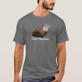 Spud Time Machine T-Shirt