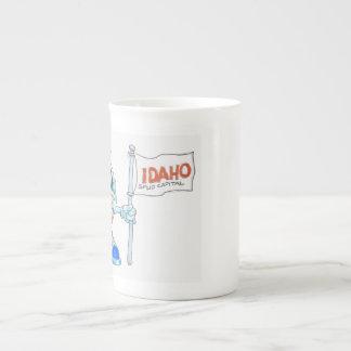 Spudnik Tea Cup