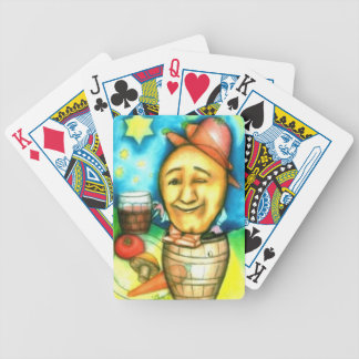 Spud's a Boozer Bicycle Playing Cards