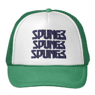 spung3 grung3 snapback mesh hat