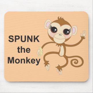 Spunk Money Mouse Mat