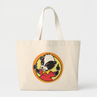 Spunky collectibles tote bag