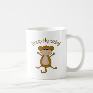 Spunky Monkey Coffee Mug