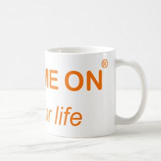 Spurmeon change your life mug