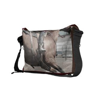 Spurred Messenger Bags