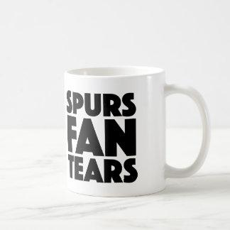 Spurs Fan Tears Mug For Arsenal Fans