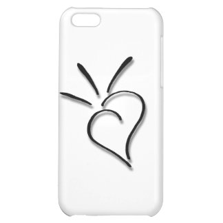 Spurting Sass Heart - iPhone 5C Cover