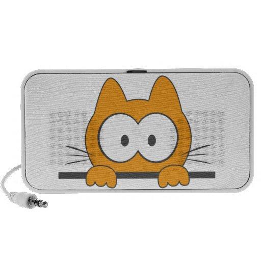 Spy cat mp3 speaker