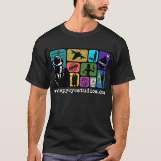 Spy Eye Studios- BLACK T-Shirt
