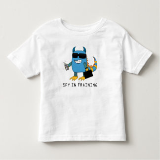 SPY IN TRAINING T-SHIRT