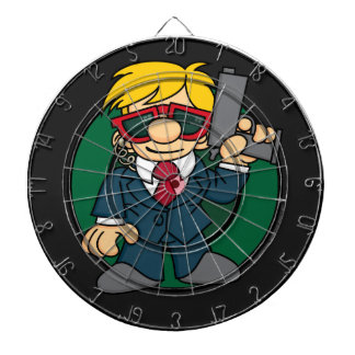 Spy Kid Dart Board