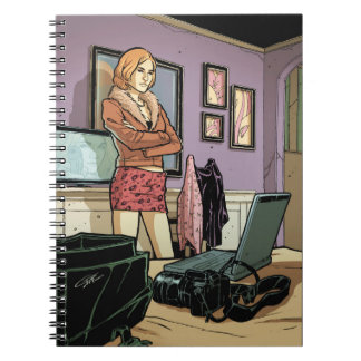Spy Woman Notebooks