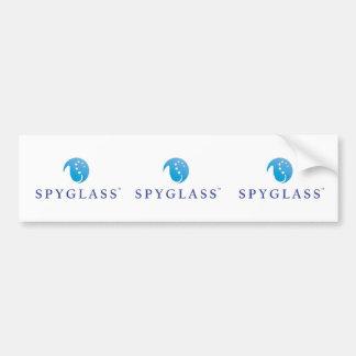 Spyglass Bio (multiple) Bumper Sticker