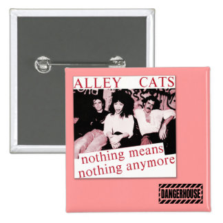 Sq Button Alleycats Nothing Red Dangerhouse