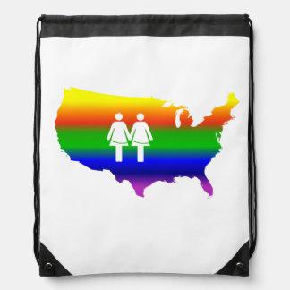sq   rainbow 3   states lesb white.png drawstring bag