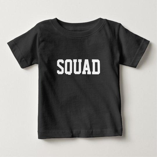 SQUAD baby shirt