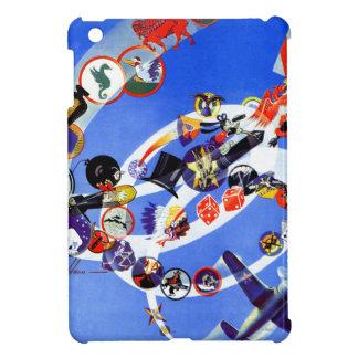Squadron Insignia iPad Mini Covers