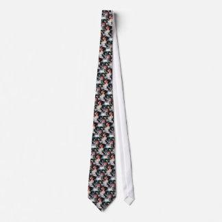 Square #8 design tie