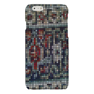 Square abstract multicolored pattern iPhone 6 plus case