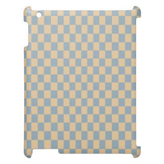 Square abstract pattern case for the iPad 2 3 4