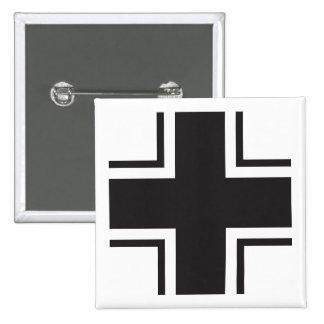 Square Button - Luftwaffe World War II