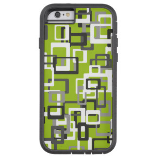 Square Colorful Pattern Tough Xtreme iPhone 6 Case