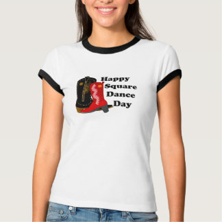Square Dance Day Tee Shirts