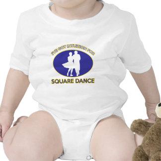 square dance design bodysuits