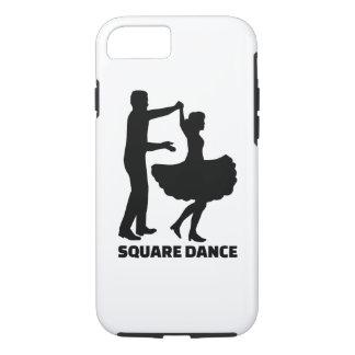 Square dance iPhone 7 case