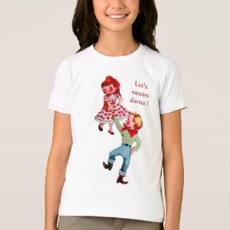 Square Dance Kids T-Shirt