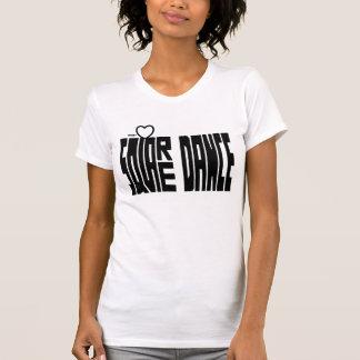 SQUARE DANCE SILHOUETTE T-Shirt