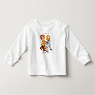 Square Dance Toddler T-Shirt
