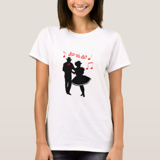 SQUARE DANCERS DO SI DO T-Shirt