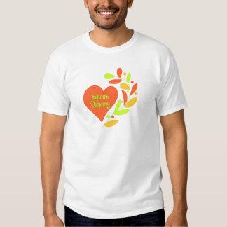 Square Dancing Heart T-shirts