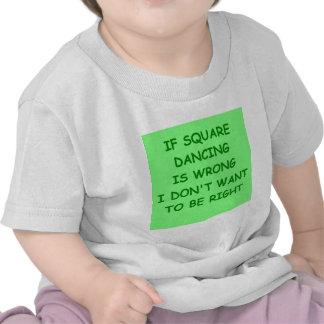square dancing tee shirt