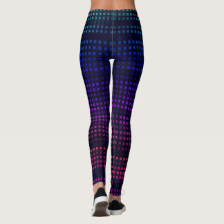 Square Dots Leggings