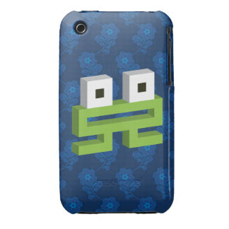 Square frog iPhone 3 covers