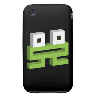 Square frog iPhone 3 tough cover