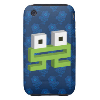 Square frog tough iPhone 3 cases