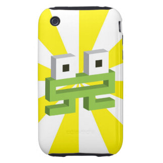 Square frog tough iPhone 3 covers