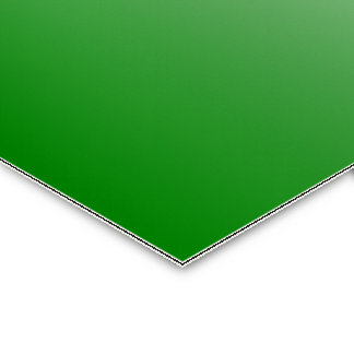 Square Gradient - Green and White Business Cards