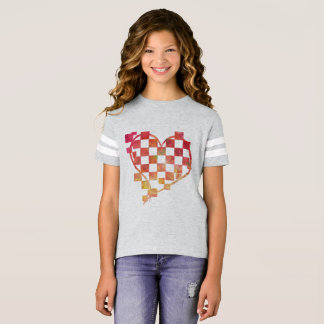 Square heart T-Shirt