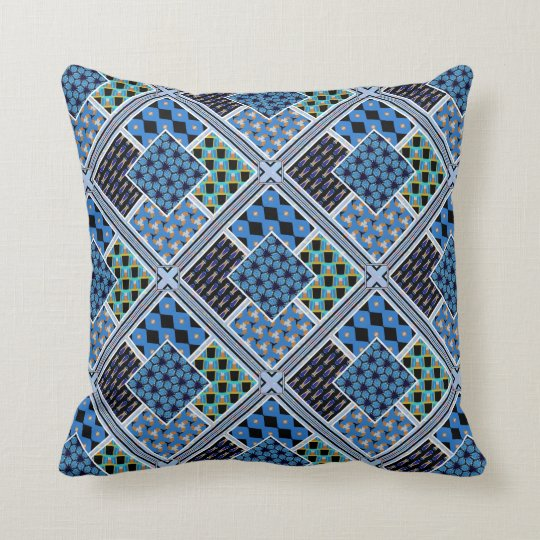 Square it! Pillow