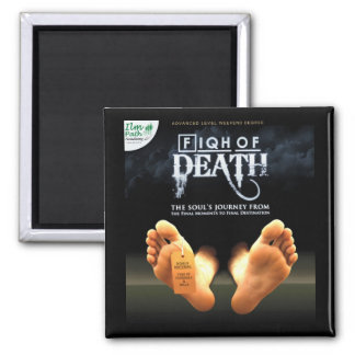Square Magneet - Fiqh of Death Magnet