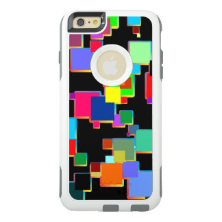 Square minimalists with contour gradient OtterBox iPhone 6/6s plus case